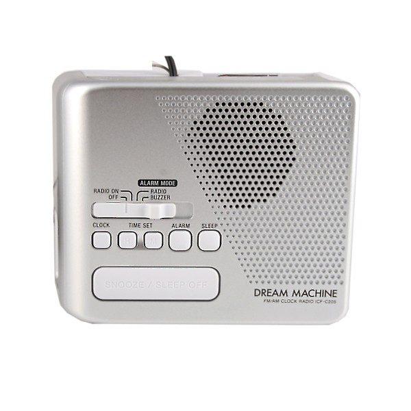 רדיו שעון SONY ICF-C205