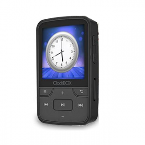 נגן מוזיקה MP3 כשר למהדרין SAMVIX CLOCKBOX עם בולוטוס
