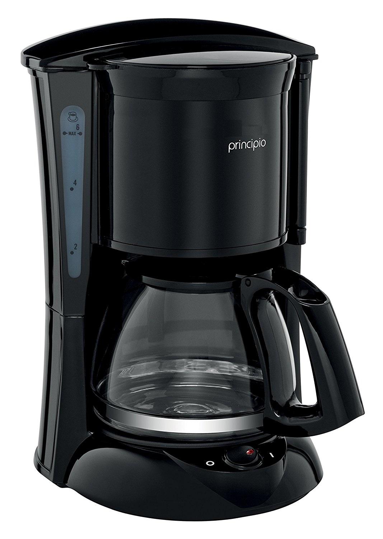 מודיעין מכונת קפה פילטר ביתית   פרקולטור BENATON BT-6623   מכונת קפה שחור FN-11