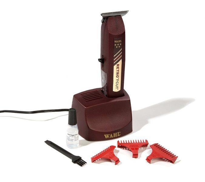 מכונת תספורת ניטענת Wahl 5-Star Cordless Retro T-Cut