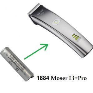 סוללה למכונת תספורת מוזר Moser 1884