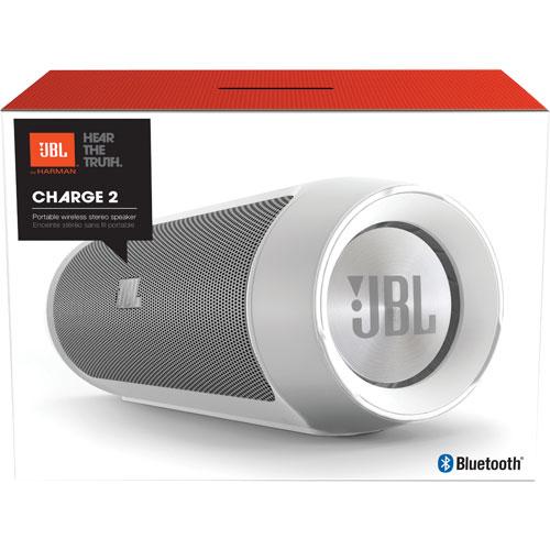 רמקול נייד JBL Charge 2 PLUS