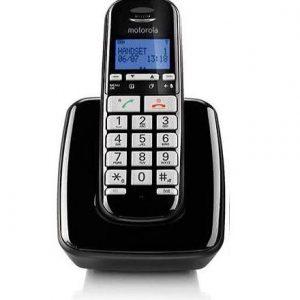 טלפון אלחוטי עם מקשים גדולים Motorola S3001