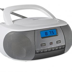 רדיו דיסק נייד עם USB