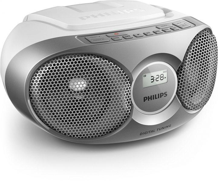 מערכת שמע ניידת פיליפס Philips AZ215S