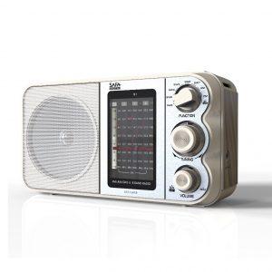 רדיו עם usb ו bluetooth דגם SAFA A-1