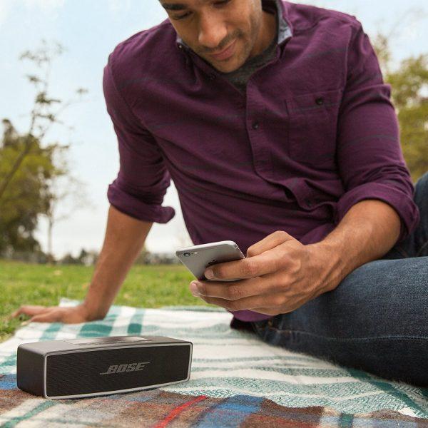 רמקול נייד Bose SoundLink Mini Bluetooth II