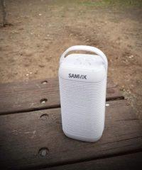 רמקול נייד בלוטוס BOXBASS