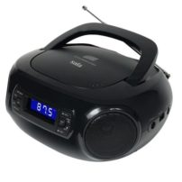 רדיו דיסק נייד עם USB ו בלוטוס