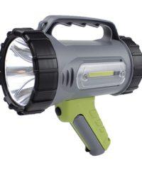 פנס מקצועי לד נטען LED 10 Watt פטריוט