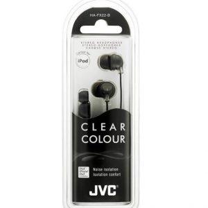 אוזניות סיליקון חוטיות JVC HA-FX22 איכות גבוה