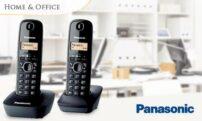טלפון אלחוטי פנסוניק Panasonic KXTG1612