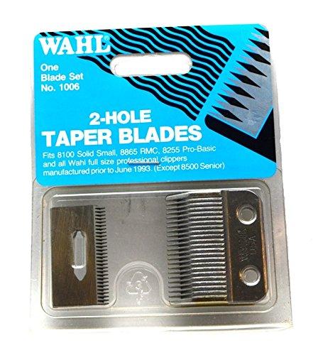 סט סכינים למכונת תספורת וואל WAHL TAPER