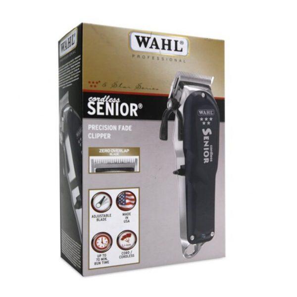 מכונת תספורת וואל סניור 5 כוכבים WAHL 5 STAR SENIOR