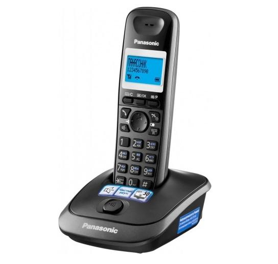 טלפון אלחוטי פנסוניק Panasonic KXTG2511