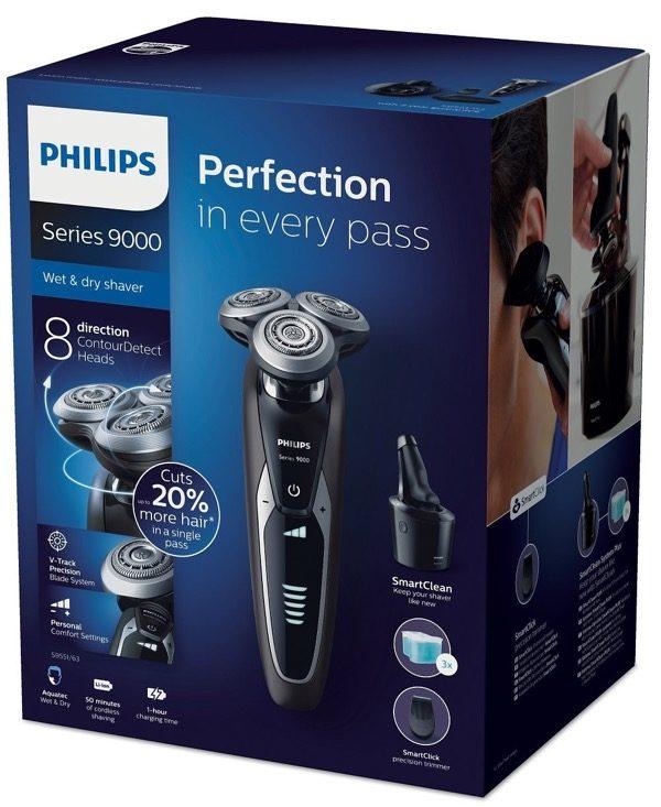 מכונת גילוח פיליפס החדשה 63/PHILIPS S9551