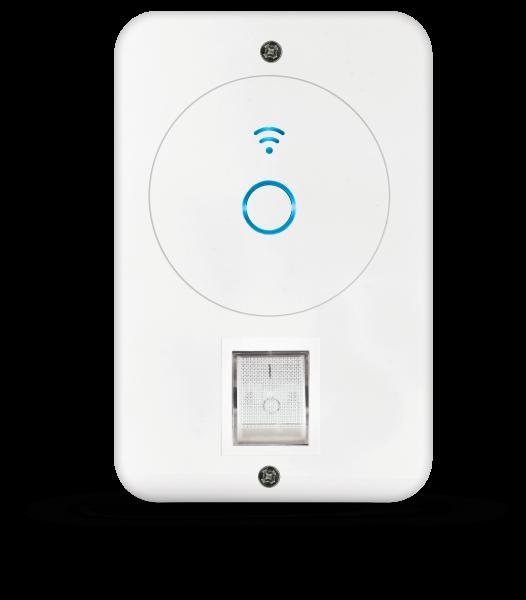 מתג חכם wifi לדוד חשמל – תחת הטיח
