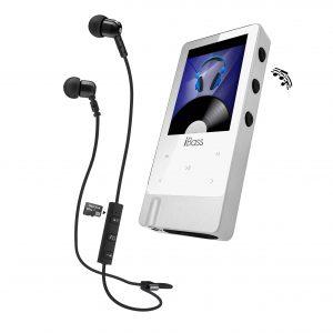 נגןֻ MP3 אייבס iBASS SAMVIX 8GB