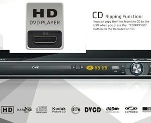 נגן DVD GERMAINE 6006M HD