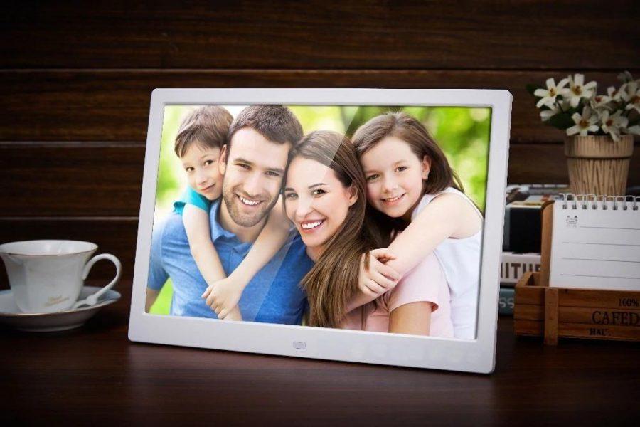 מסגרת דיגיטלית לתמונות 15 אינץ HD רזולוטציה 1280X800