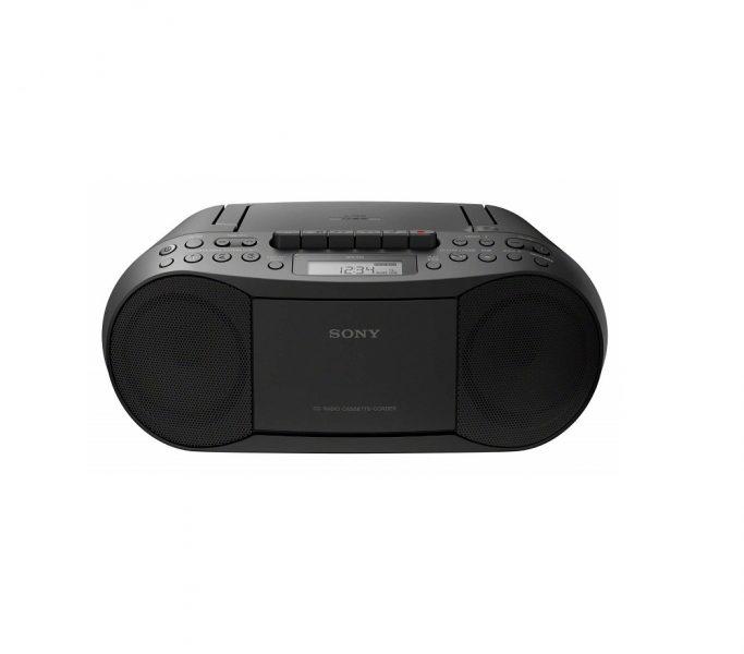 רדיו טייפ דיסק סוני SonyCFD-S70