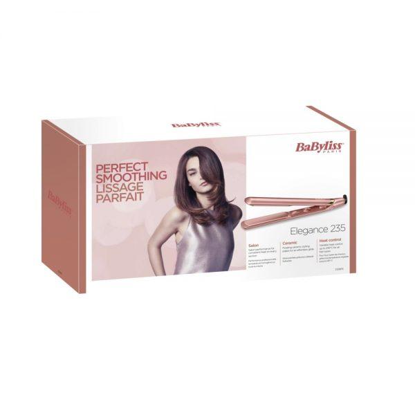 מחליק שיער קרמי BaByliss BA-2598PE