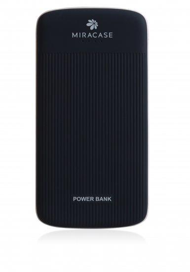 סוללת גיבוי אוניברסלית ניידת Miracase 10000mAh PowerBank