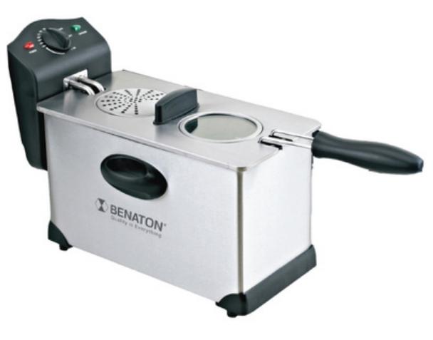 צ'יפסר ביתי מקצועי מומלץ 3 ליטר BENATON BT-035