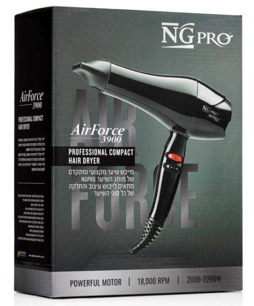 מייבש שיער גדעון AirForce 3900 