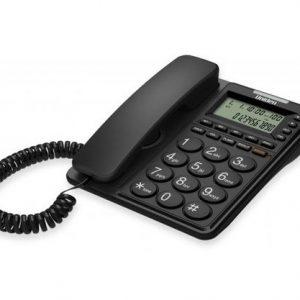 טלפון שולחני יונידן Uniden AT6408 לחצנים גדולים