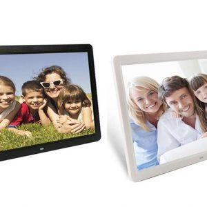 מסגרת דיגיטלית לתמונות 15.4 אינץ איכות HD