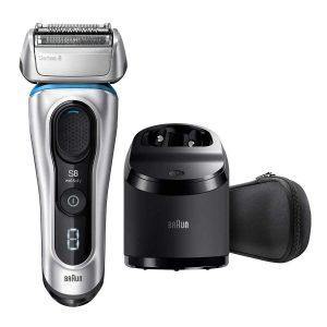 מכונת גילוח בראון סדרה 8 - Braun Series 8 Electric Shaver