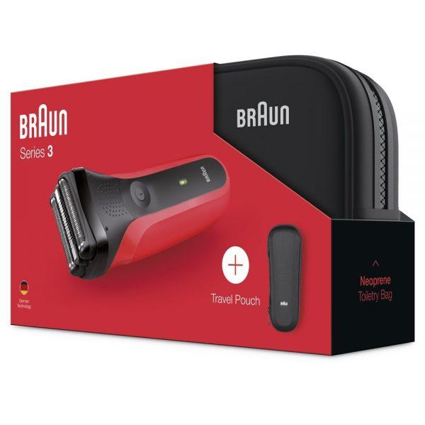 מכונת גילוח של בראון נטענת/חשמלית Braun 300TS