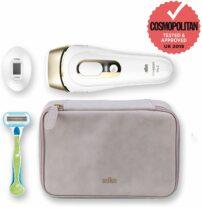 מכשיר להסרת שיער בלייזר ביתי BRAUN IPL PRO 5 – PL5124