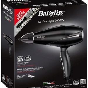 מייבש שיער מקצועי BABYLISS E6604-E תוצרת איטליה