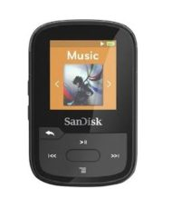 נגן מוזיקה MP3 סנדיסק  Sandisk Clip Sport Plus 16gb