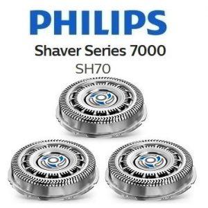סט סכינים ורשת למכונת גילוח PHILIPS SH70