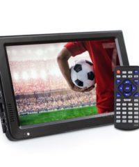 מסך טלויזיה 10 אינץ עם ממיר מובנה HD HDMI