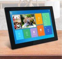 מסגרת דיגיטלית לתמונות 15 אינץ מסך מגע WiFi