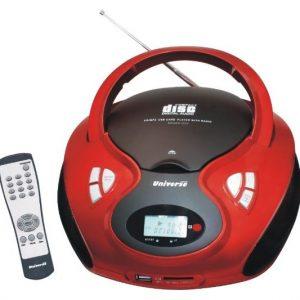 רדיו דיסק נייד עם USB דגם US6