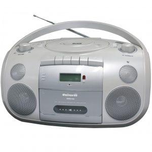 רדיו טייפ דיסק MP3 עם USB