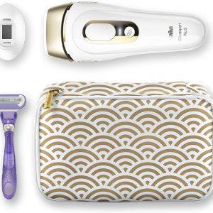 מכשיר להסרת שיער בלייזר ביתי BRAUN Slik exper PRO 5 דגם PL5137