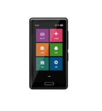נגן פיליפס מסך מגע Bluetooth MP3/MP4