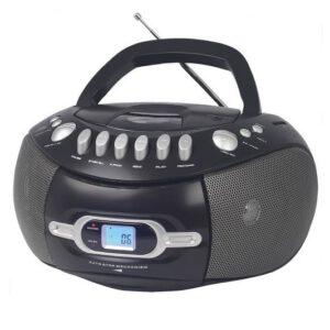 רדיו טייפ דיסק MP3 עם USB ו Bluetooth