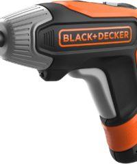 מברגה BCF611CK באריזה קשיחה Black & Decker בלאק אנד דקר