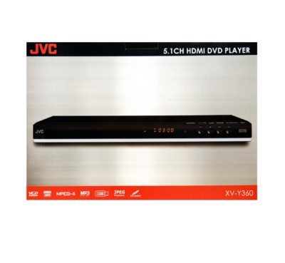 נגן JVC HDMI Player XV-Y360 DVD