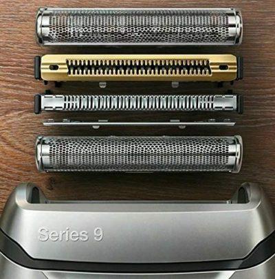 מכונת גילוח בראון Braun Series 9 9350VS + BT5090