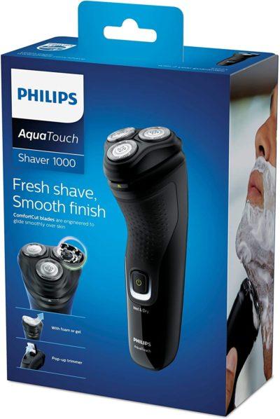 מכונת גילוח פיליפס כולל טרימר Philips S1223/41