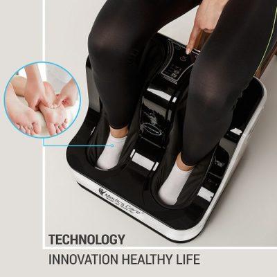 מכשיר עיסוי שיאצו לכפות רגליים MEDICS CARE MC-8005