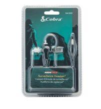 """אוזנית שב""""כ למכשיר קשר קוברה GASV01 Cobra"""